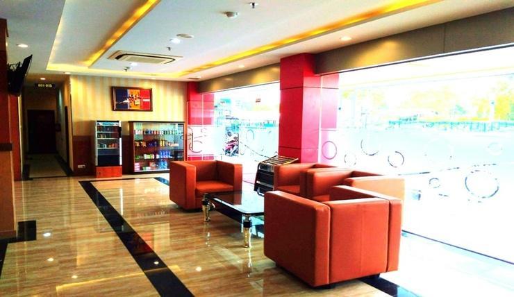 Parma Star Hotel Pekanbaru - Interior