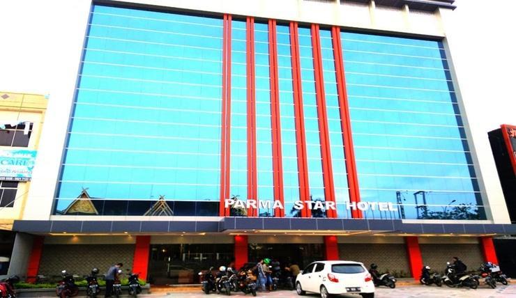 Parma Star Hotel Pekanbaru - Exterior