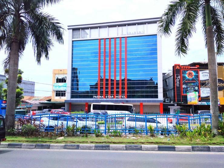 Parma Star Hotel Pekanbaru - BUILDING