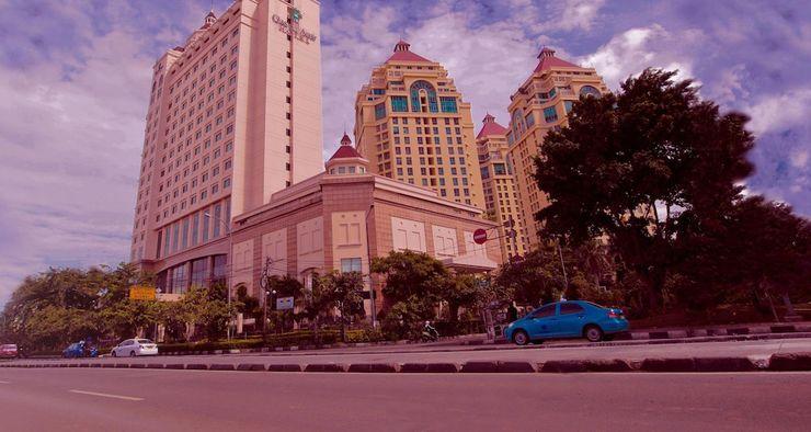 Oasis Amir Hotel Jakarta - Featured Image