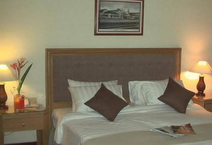 Oasis Amir Hotel Jakarta - Guest Room