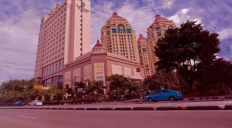 Oasis Amir Hotel Jakarta - BUILDING
