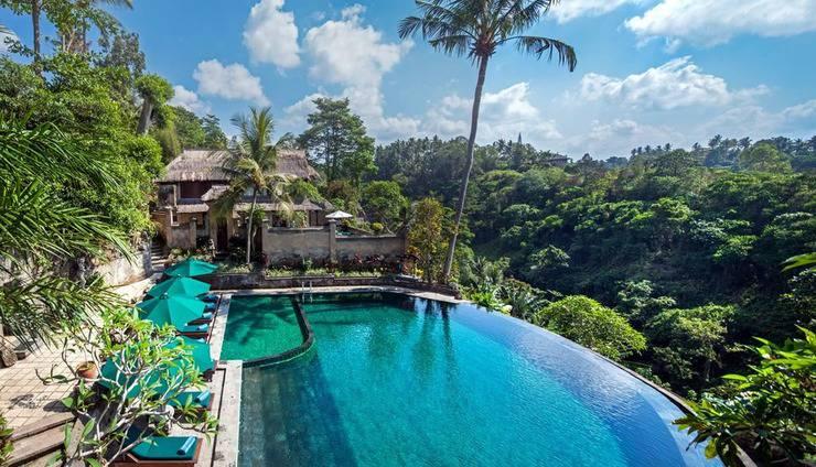 Pita Maha Resort Bali - Pool