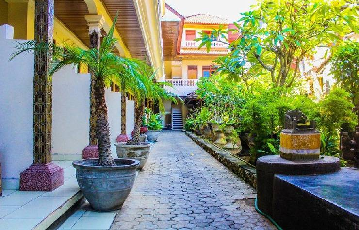 Bali Manik Beach Inn Bali - garis kamar
