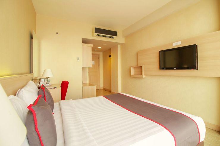 Collection O 17 Hotel BTC Bandung Bandung - Bedroom