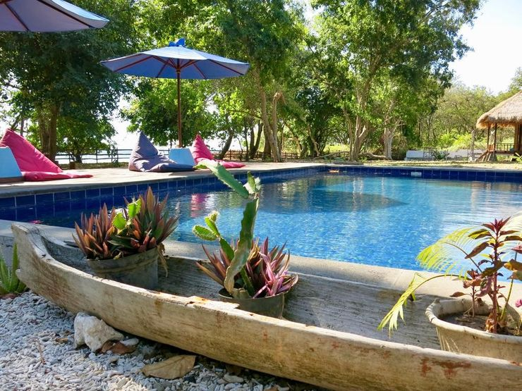 Moyo Island Beach Resort Sumbawa - Facilities