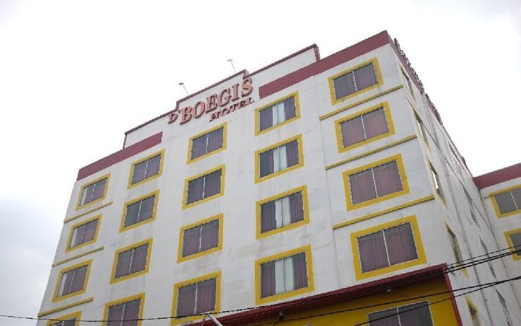D'Boegis Hotel Jakarta Jakarta - Exterior
