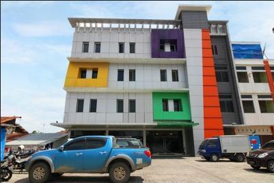 Airy Tampan HR Soebrantas KM 11,5 Pekanbaru - Eksterior