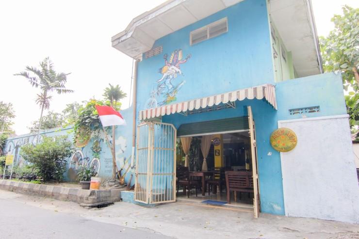 Mi Casa Es Tu Casa Homestay Yogyakarta - Exterior