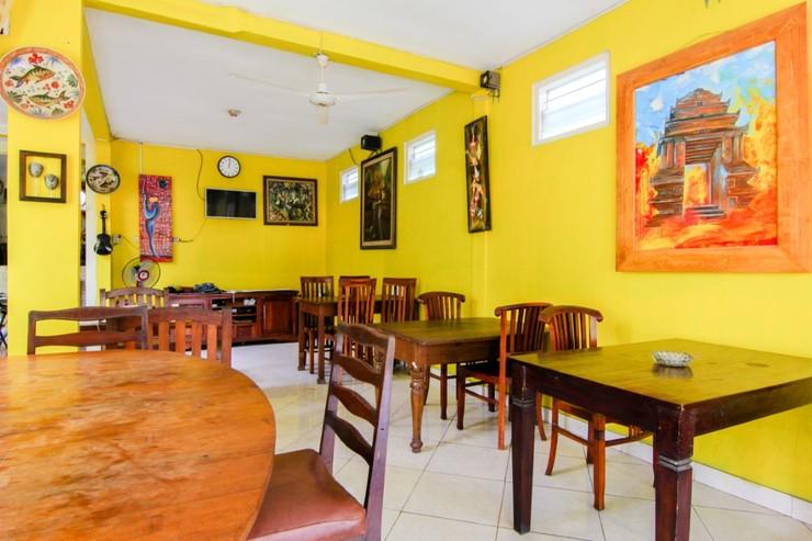 Adem Ayem Hostel Yogyakarta - Common Area