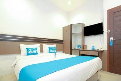 Airy Thamrin Gandhi Medan - double