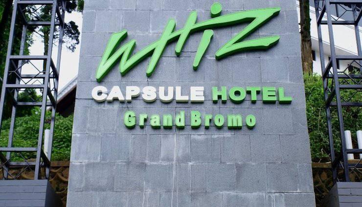 Whiz Capsule Hotel Grand Bromo Probolinggo - Exterior
