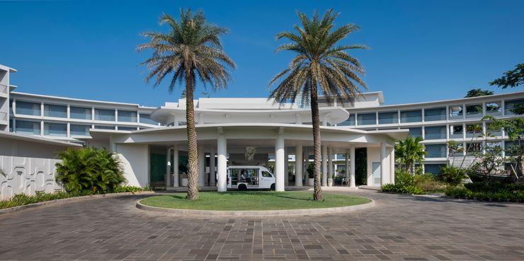 Novus Jiva Anyer Villa Resort and Spa Serang - Lobby