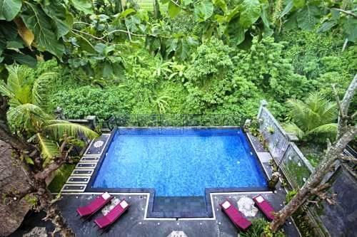 NIDA Rooms Ubud Monkey Forest 19341 Bali - Kolam Renang