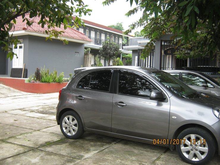 Aqilakost Rooms Bogor - Parkir