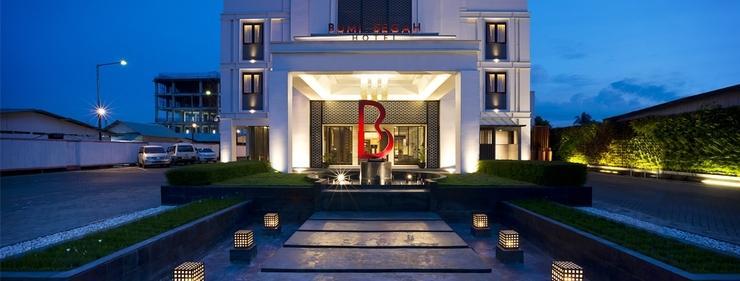 Hotel Bumi Segah Berau - HOTEL