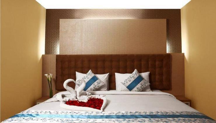Rivavi Kuta Beach Hotel Bali - Berlian Kamar Pengantin