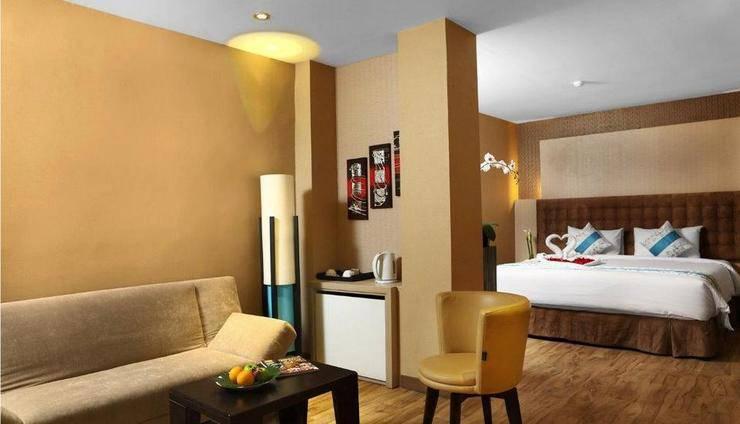 Rivavi Kuta Beach Hotel Bali - Diamond Suite