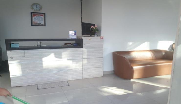 Hotel Pantes Pekojan Semarang Semarang - Lobby