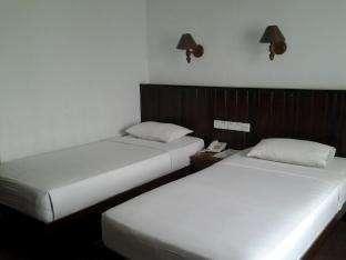 Gran Malindo Bukittinggi - Tempat tidur twin