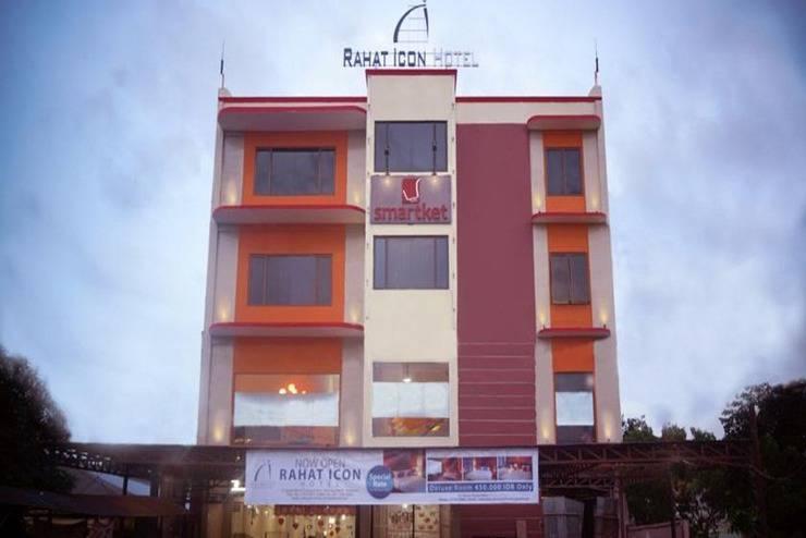 Rahat Icon Hotel Belitung - Tampilan Luar Hotel
