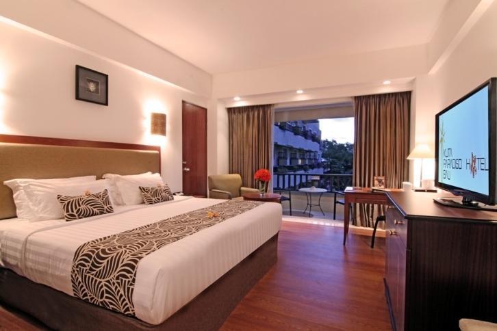 Kuta Paradiso Hotel Bali - Deluxe Pool View