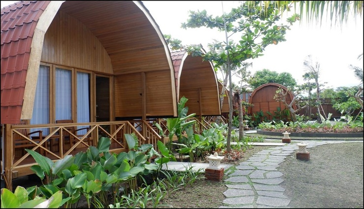 Alora Villa Lombok - exterior