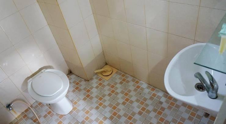 Liberty Homestay Pekanbaru - Toilet