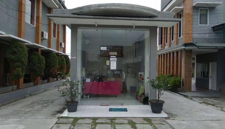 Liberty Homestay Pekanbaru - Building