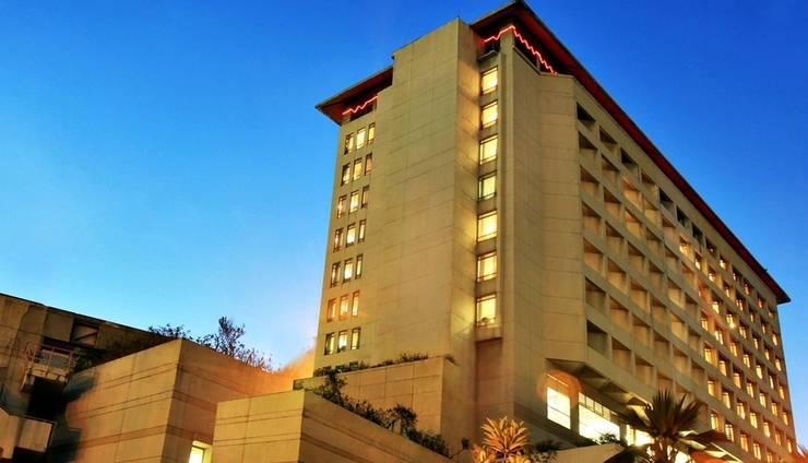 Hotel Bidakara Jakarta - Tampilan Luar