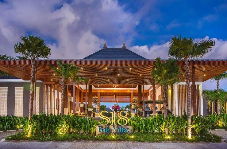 S18 Bali Villas Bali - Exterior