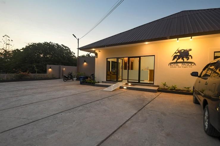 Hotel Pasola Pulau Sumba - Exterior