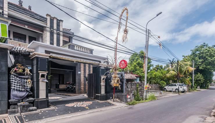 ZenRooms Kedonganan Bantas Kangin Bali - Tampak Hotel