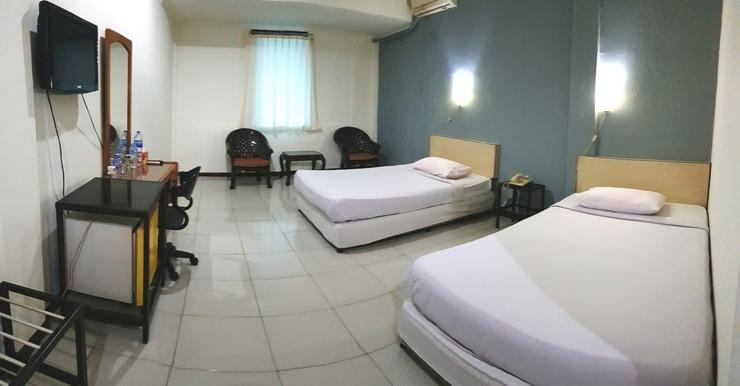 Jambi Raya Hotel Jambi - Guest room