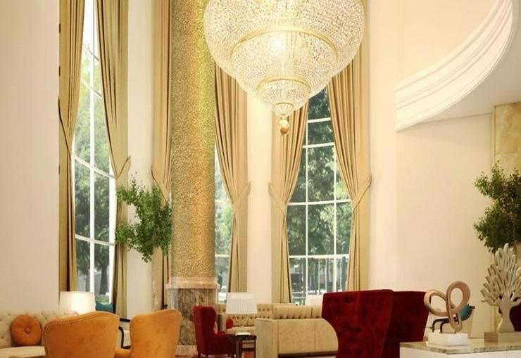Adimulia Hotel Medan - Ruang tamu