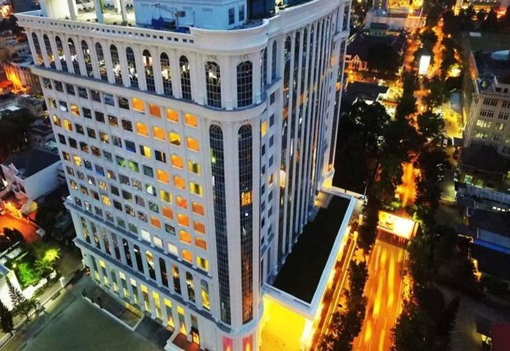 Adimulia Hotel Medan - Eksterior
