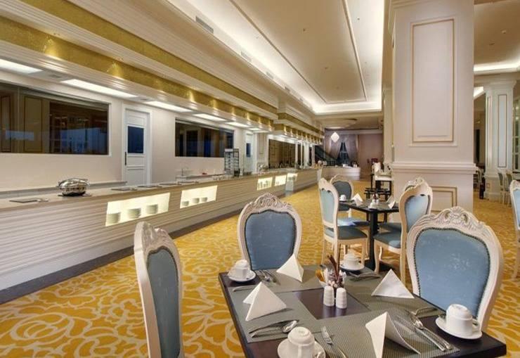 Adimulia Hotel Medan - Restoran