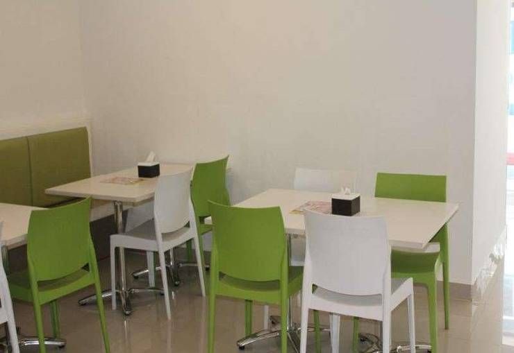 Wisma City Inn Makassar - Resto