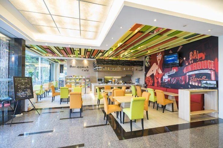 Royal City Hotel Jakarta - Breakfast Area