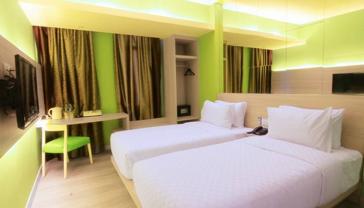 Royal City Hotel Jakarta - Deluxe Twin