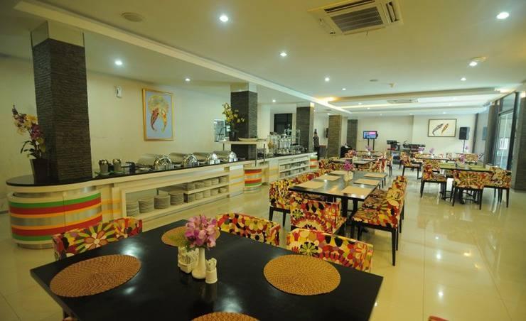 Hotel Swarna Dwipa Palembang - Restoran