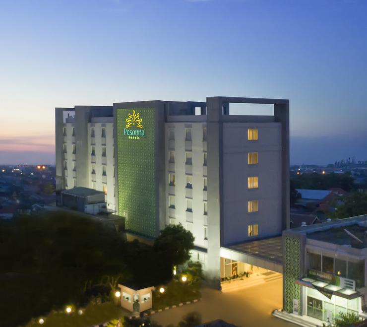 Pesonna Hotel Pekalongan - Bangunan