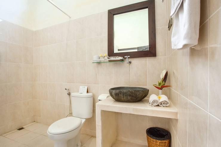Ubud Raya Hotel Bali - Deluxe Twin Room