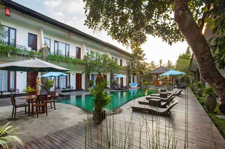 Ubud Raya Hotel Bali - Garden