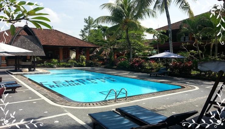 Cendana Resort & Spa Ubud - Surroundings