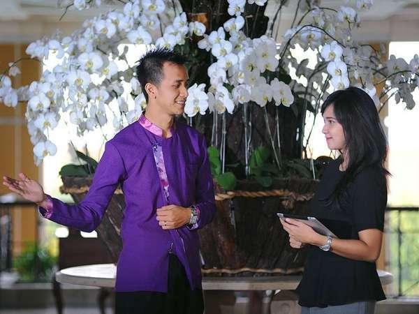 Royal Orchids Garden Hotel Malang - Layanan