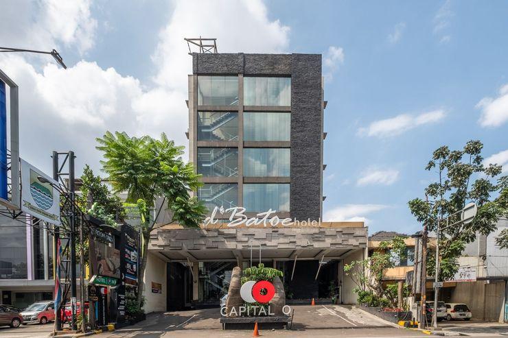 Capital O 991 D'batoe Boutique Hotel Bandung - Facade
