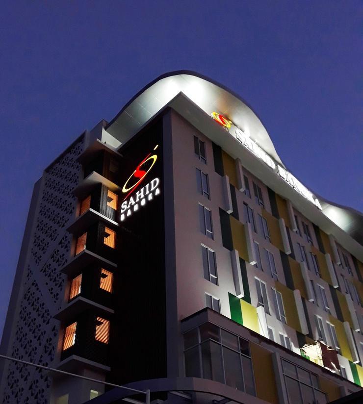 Sahid Bangka Hotel Pangkalpinang - Exterior Building