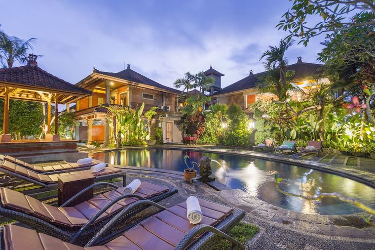 Garden View Cottages Ubud - Featured Image