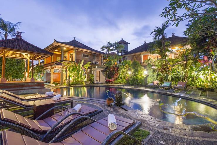 Garden View Cottages Ubud -